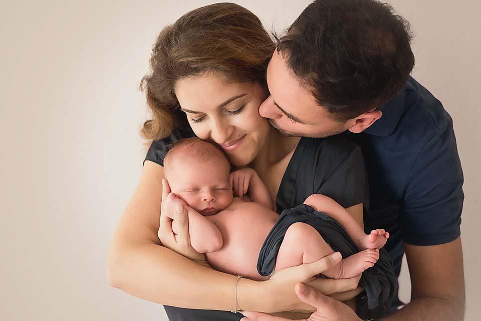 Neugeborenenfotos in Stuttgart und Leonberg
